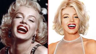 Ha Marilyn Monroe ma élne, beleolvadna a tömegbe