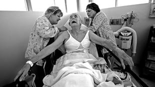 Nézze meg, hogyan vált nővé egy 77 éves veterán katona