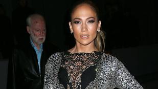 Jennifer Lopez elfelejtette, hogy már nem 20 éves