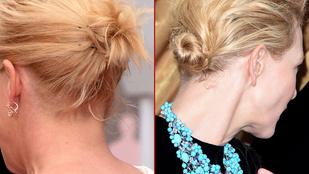 Patricia Arquette és Cate Blanchett közös fodrászhoz jár