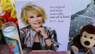 Sokan felháborodtak, hogy nem emlékeztek meg Joan Riversről az Oscaron