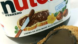 Nutella miatt égett le egy családi ház