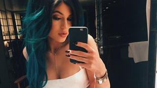 Sokkot kaptak a rajongók Kylie Jennertől