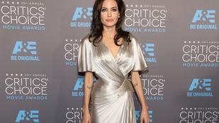 Angelina Jolie apja tudja, mit akar a lányától
