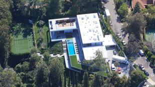 Ezt a házat bérli havi 40 milláért Beyoncé és Jay-Z