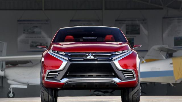 Mitsubishi XR PHEV II tanulmány