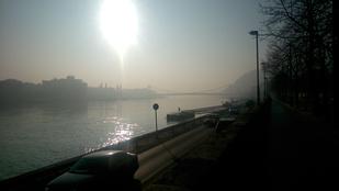A Duna közelében drágábbak a budapesti lakások