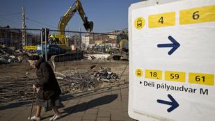 Már biztos: úgy dokumentálják a Széll Kálmán tér felújítását, ahogy illik