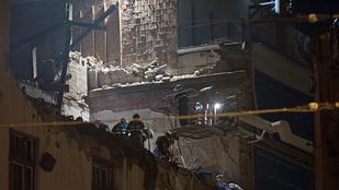 Megbütykölték a felrobbant Tímár utcai házban a gázvezetéket