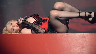 Madonna még mindig nem tudja, hány éves is igazából