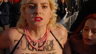 A Femen közös platformra került Alekosszal és Schobertékkel