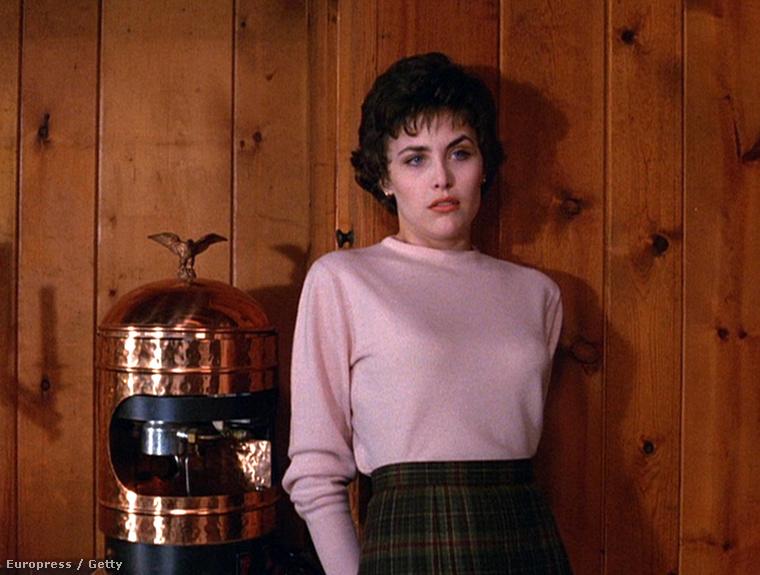 Audrey Horne nem sok mindenben ütött az apjára