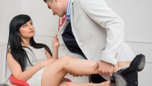 Mégse szexelnek annyian a munkahelyükön