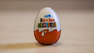 Kokain volt a Kinder-tojásban