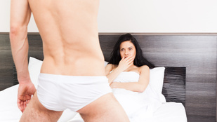 Válóok: túl nagy a férj farka
