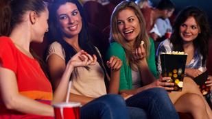 És ön kiket utál legjobban a moziban?