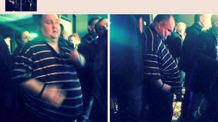 Sztárok álltak ki a tánca és súlya miatt kigyúnyolt férfi mellett