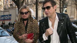 Senki sem szórakozhat Kate Moss-szal!