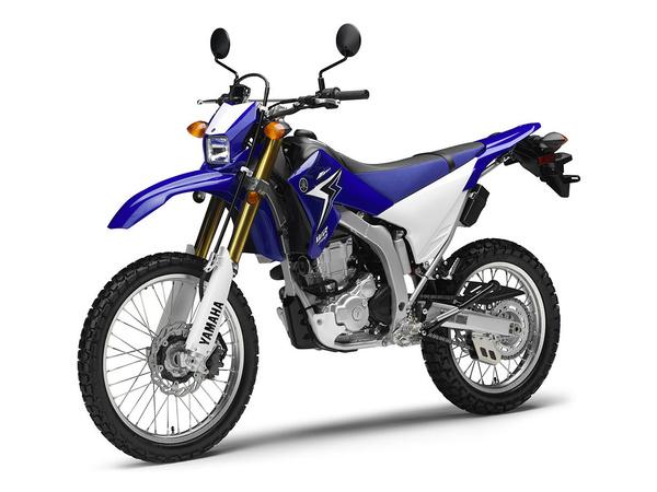 Yamaha WR250R. Ne keverjük össze a Yamaha WR250F-fel, ami sporteszköz