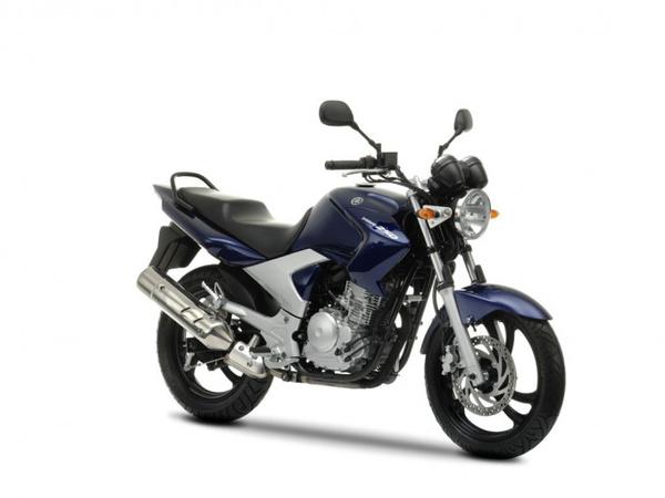 A Yamaha YBR250-től nem vagyok elragadtatva