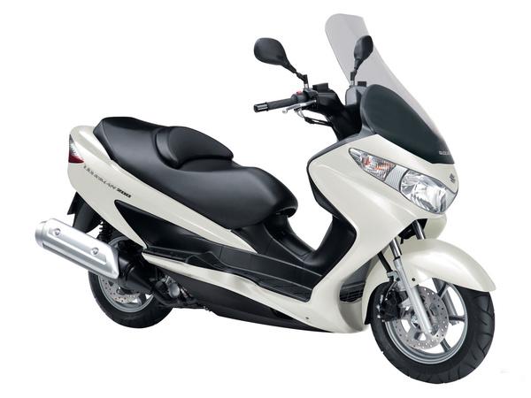 Suzuki UH200 Burgman
