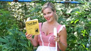 Ismerje meg a szakácsnőt, aki marihuánával főz