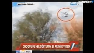 Itt a videó a túlélőshow-s helikopterbalesetről