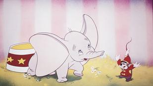 Tim Burton élőszereplős Dumbo-filmet forgat