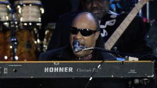 Ha Stevie Wonder felhív, hogy elmondja, szeret a férjed, nem gáz, hogy elsírod magad