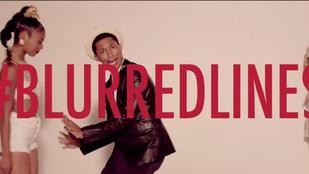 Pharrell és Robin Thicke több mint 2 milliárdot fizethet a lopott Blurred Lines miatt