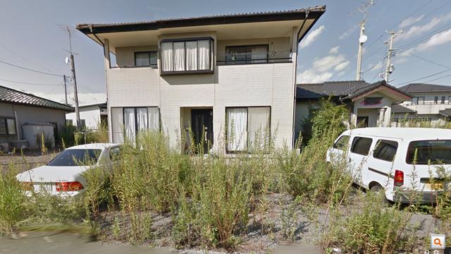 Toyoták egy tomiókai családi ház udvarán