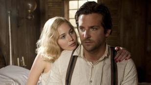 Jennifer Lawrence és Bradley Cooper közös filmjét be se mutatják a mozikban
