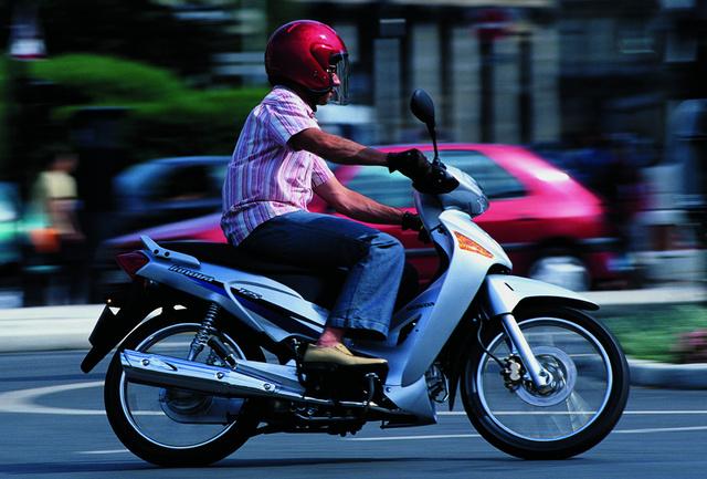 Honda ANF125 Innova. Tartós, takarékos, megbízható, Ázsia fele hasonlókkal jár