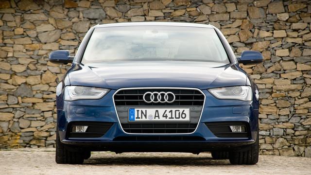 A 2001 utáni Audi A6 tipikus cégautó Németországban. A kinti kínálat zöme nettó áron, tehát áfa nélkül is elhozható, ha a vevő is egy cég