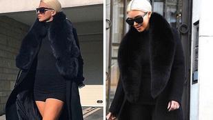 Szerb énekesnőt koppintott Kim Kardashian?