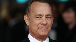 Tom Hanks elveszítette hitelkártyáját, de az univerzum szereti