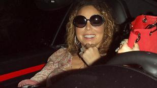 Jaj, hogy néz ki Mariah Carey?!