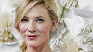 Cate Blanchett úgy 10 évet letagadhatna