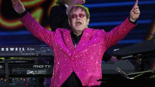 Elton John nagyon nekiment a Dolce and Gabbanának