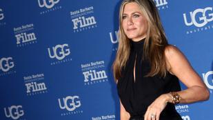 Részeg sofőr csapódott be Jennifer Aniston kertjébe