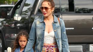 Így néz ki Jennifer Lopez civilben
