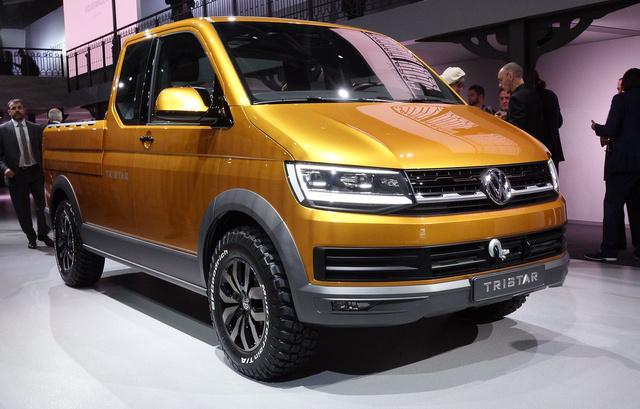 VW Tristar 1
