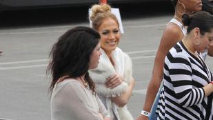 Adásunkat megszakítjuk: Jennifer Lopez szép
