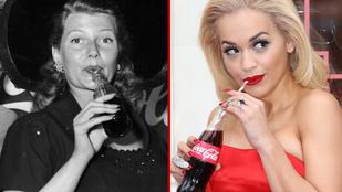 100 éves a coca-colás palack