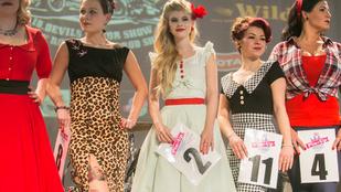A Miss Pinup 2015 a nőies és szexi lányok szépségversenye