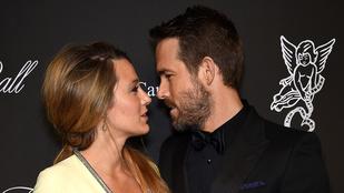 Ryan Reynolds és Blake Lively lányának lehet, hogy nem is az a neve, ami