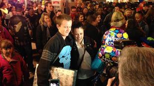 Osztálytársai nem mentek el a bulijára, ezrek kívántak neki boldog születésnapot