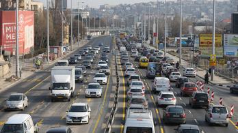 A mostaninál több büntetést szedne be a szabálytalan fővárosi autósoktól az új rendészeti igazgató