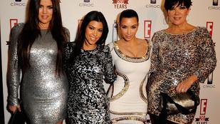 Kim Kardashian a világ elé tárta, hogy hallotta az anyját szexelni