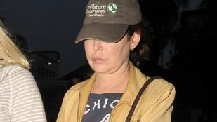 Lara Flynn Boyle ijesztően sovány